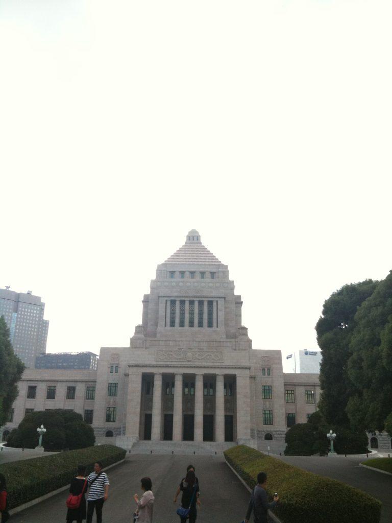 05-3 国会議事堂