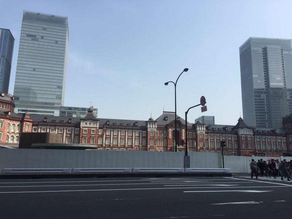 01-1 東京駅