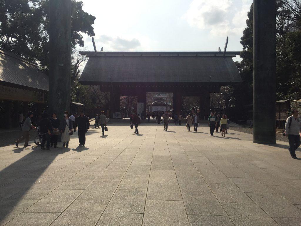 01-3 靖国神社