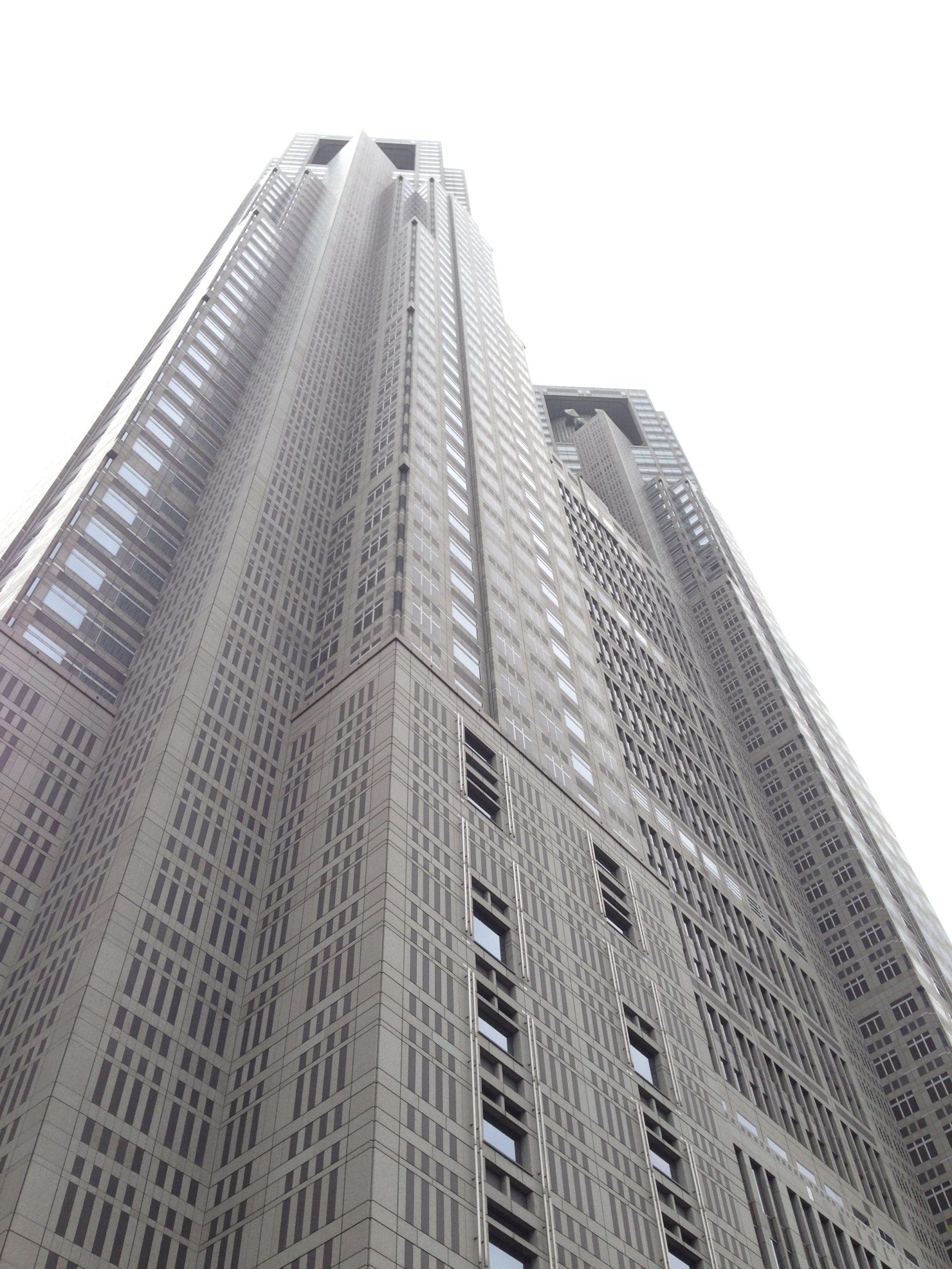 06-1 新宿超高層街散歩