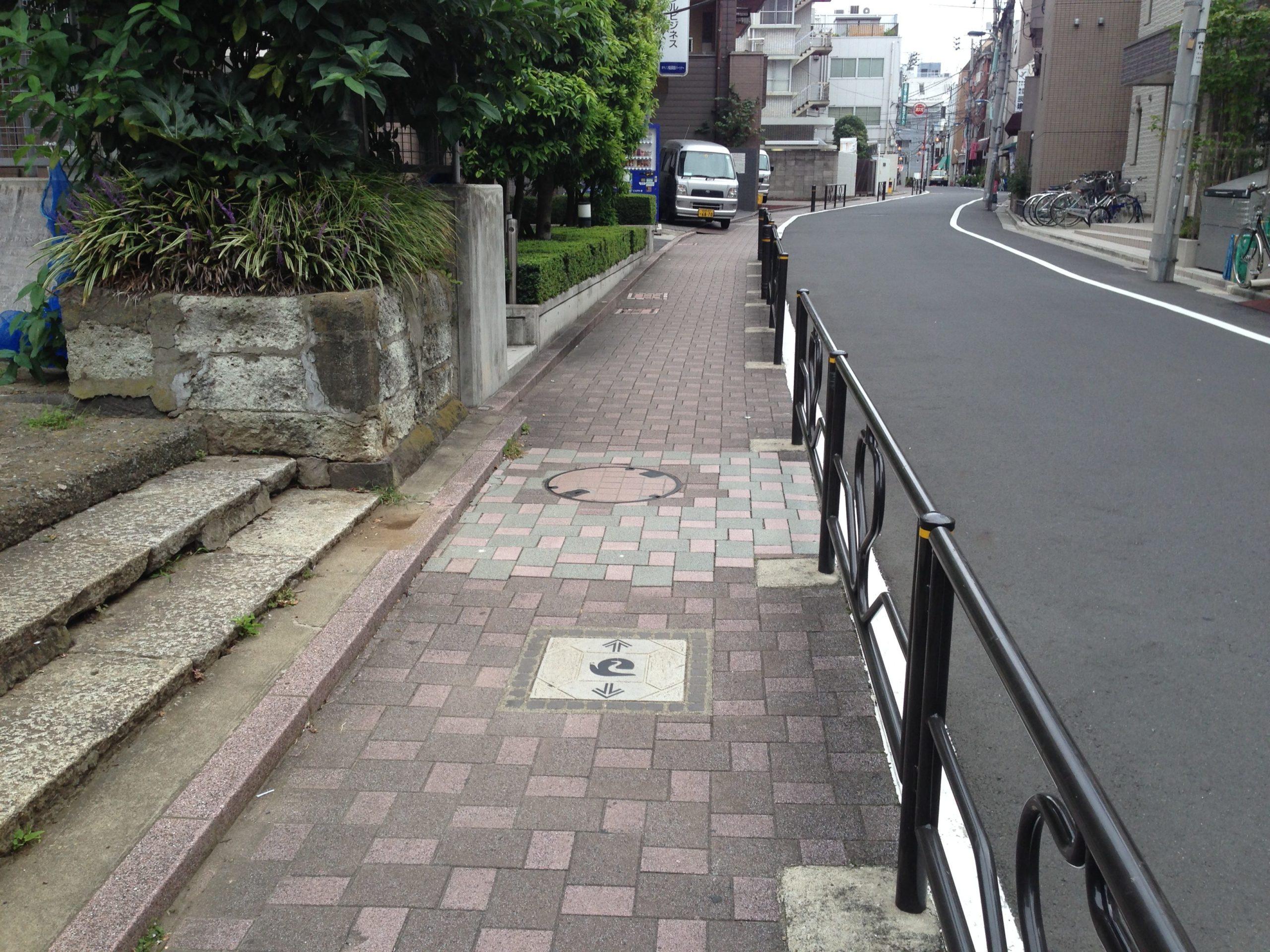 07-4 本郷文学散歩 写真