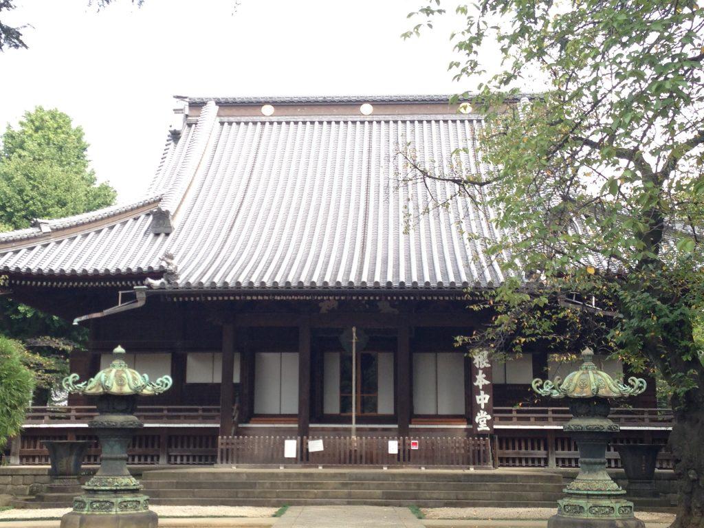 08-1 東叡山寛永寺