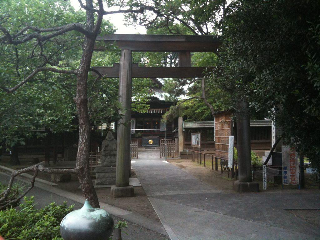 11-1 荏原神社