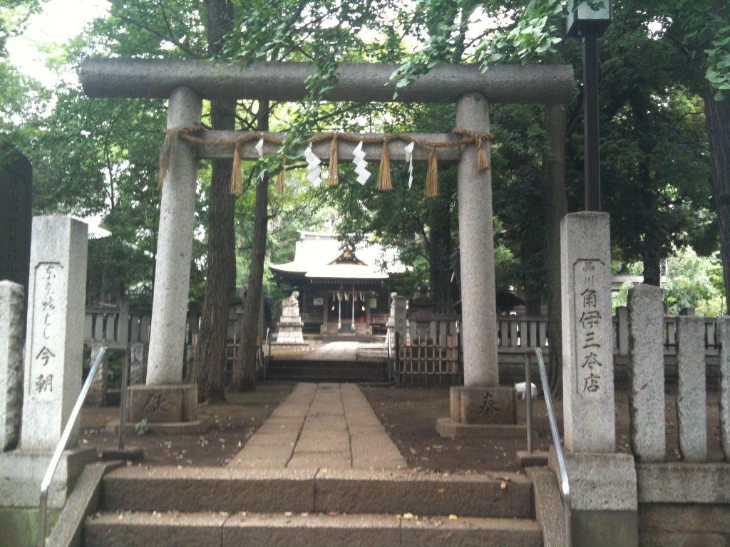 12-2 氷川神社