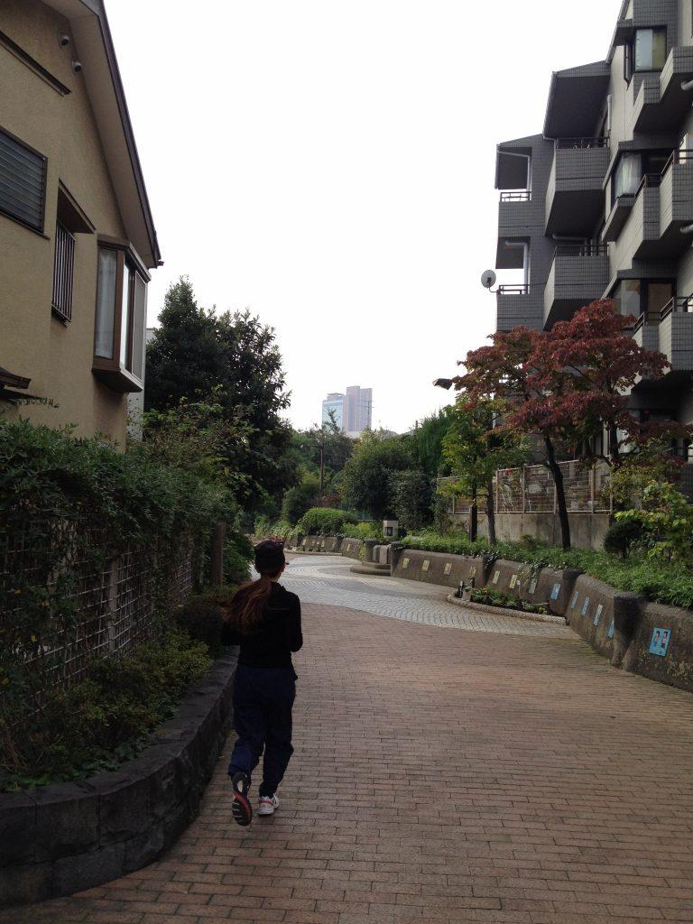 13-2 烏山川緑道