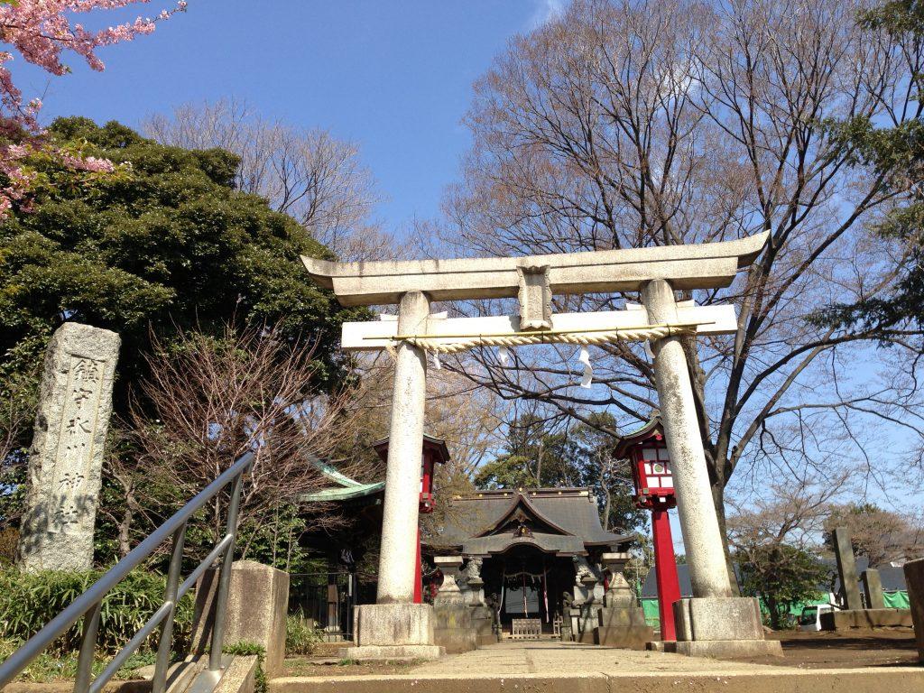 15-3 氷川神社