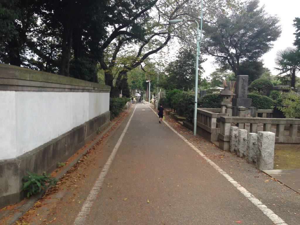 16−1 都立染井霊園