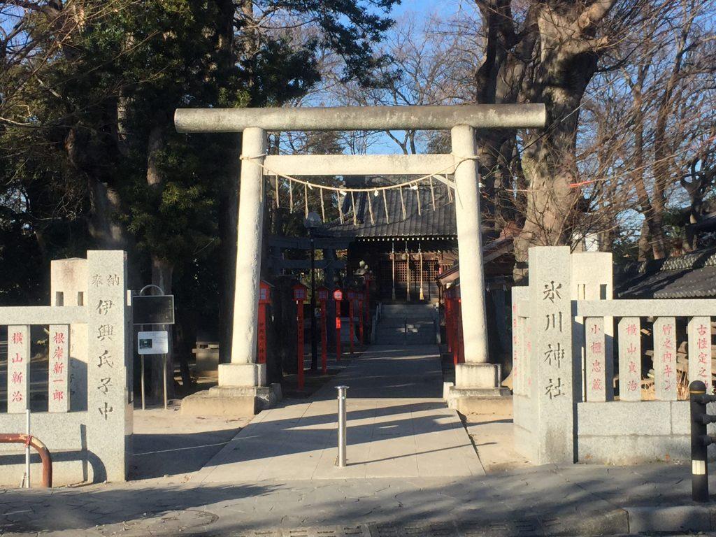 18-2 伊興氷川神社