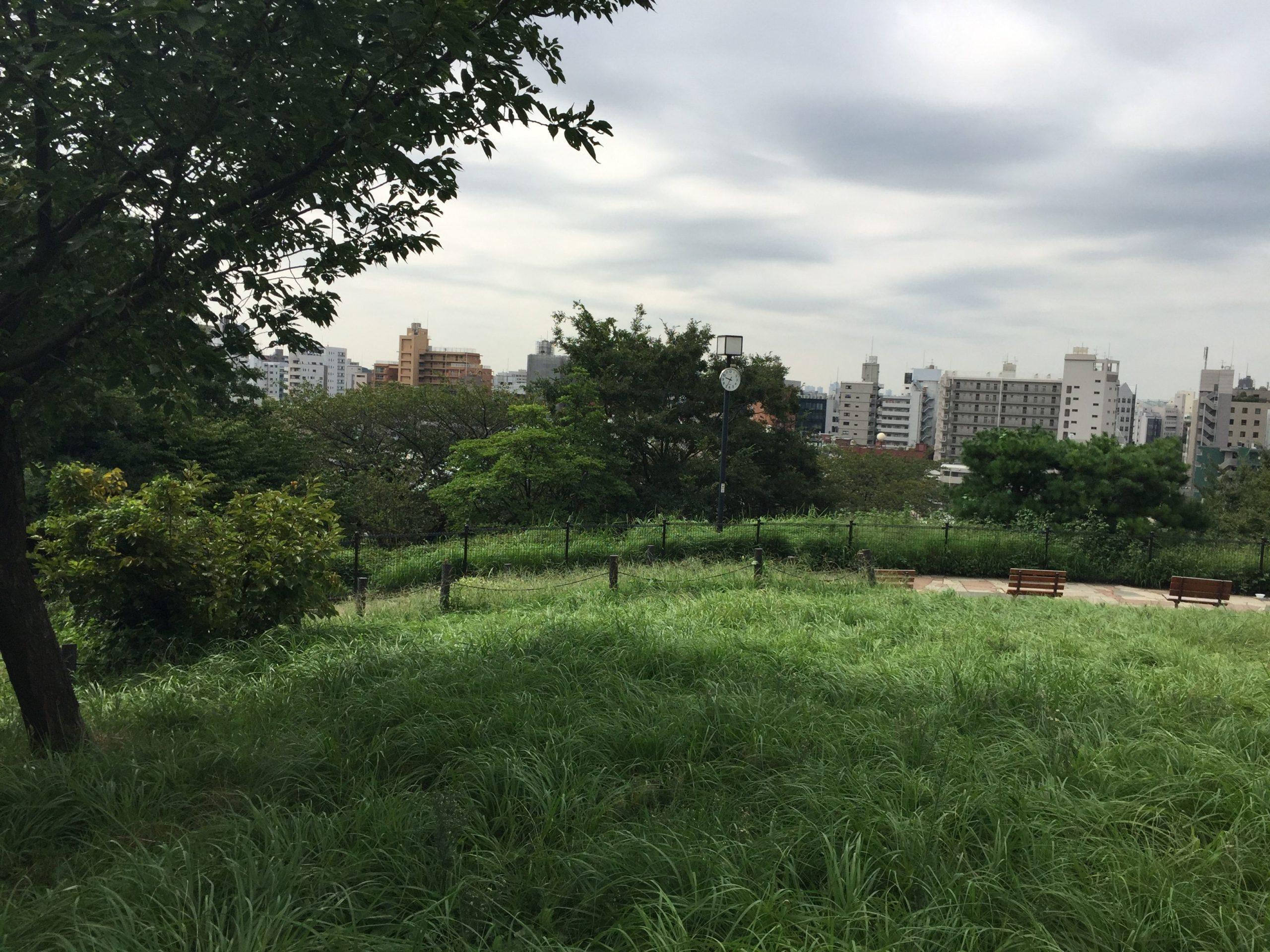 西郷山・目黒川コース 表紙