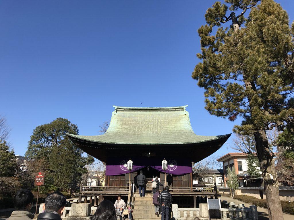 円融寺 釈迦堂