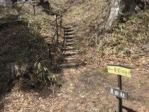碓氷峠熊野神社 奥宮