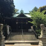荏原七福神 小山八幡神社