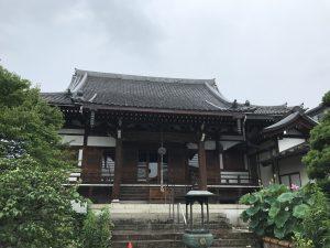 天然寺(寿老人) 本堂