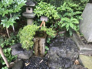天然寺(寿老人) 水琴窟