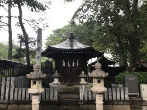喜多院(大黒天) 太子堂