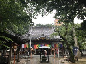 蓮馨寺(福禄寿神) 本堂