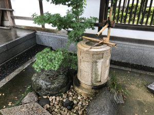 蓮馨寺(福禄寿神) 水琴窟