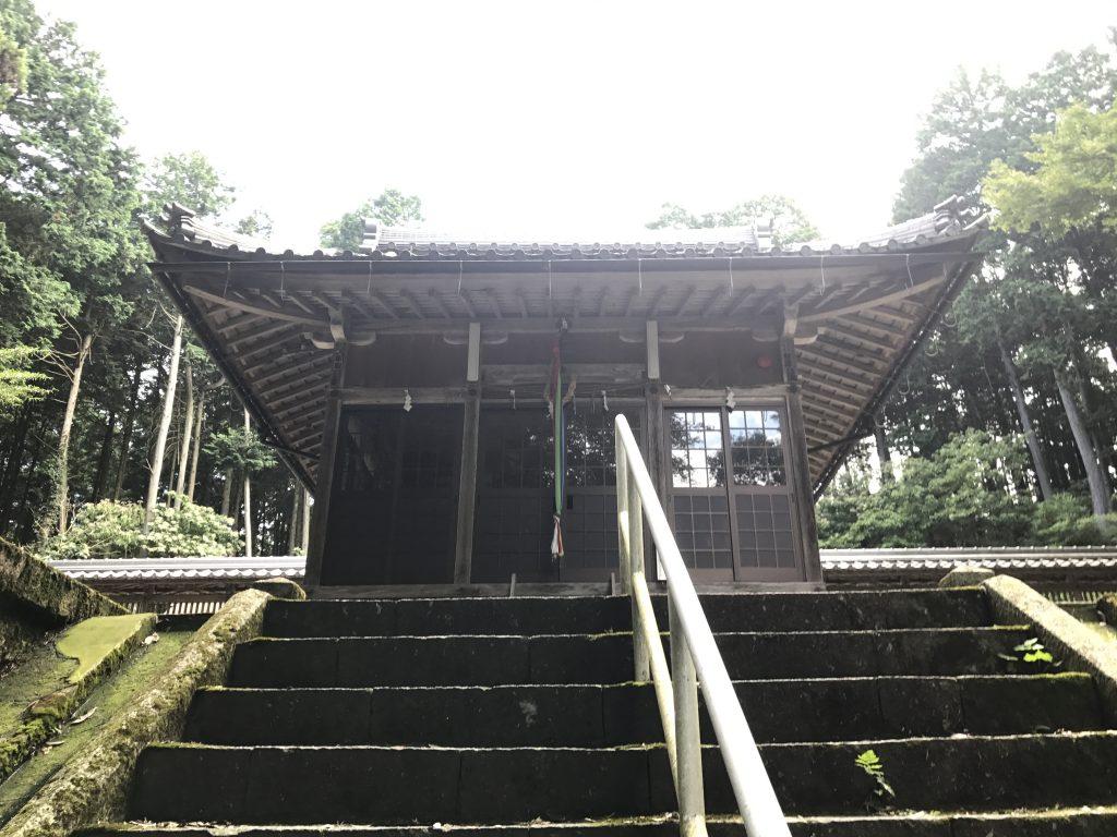 大清水泉神社 本殿