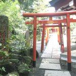 來宮神社 稲荷社