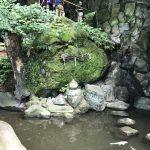 來宮神社 弁財岩