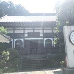 清瀧不動尊 僧堂