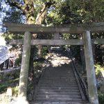 伊豆山神社 一の鳥居