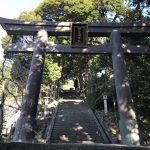 伊豆山神社 二の鳥居