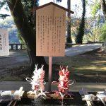 伊豆山神社 赤白二龍