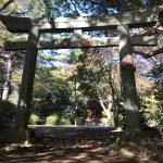 伊豆山神社 本宮鳥居