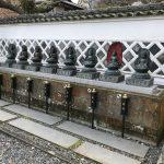 長楽寺 八体佛