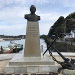 ペリーロード ペリー艦隊来航記念碑