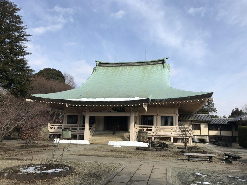 豪徳寺 本堂