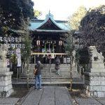 小山八幡神社 本殿