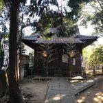 小山八幡神社 大黒堂