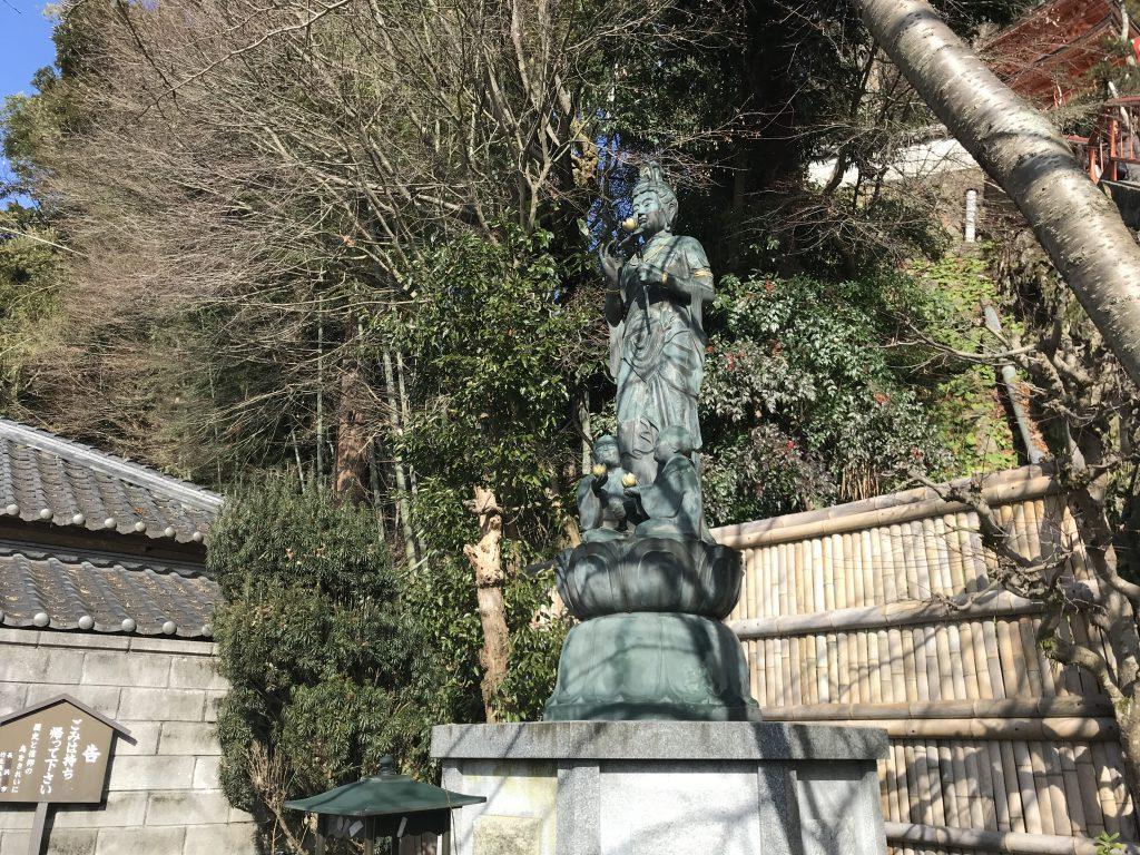 宝厳寺 観世音菩薩像