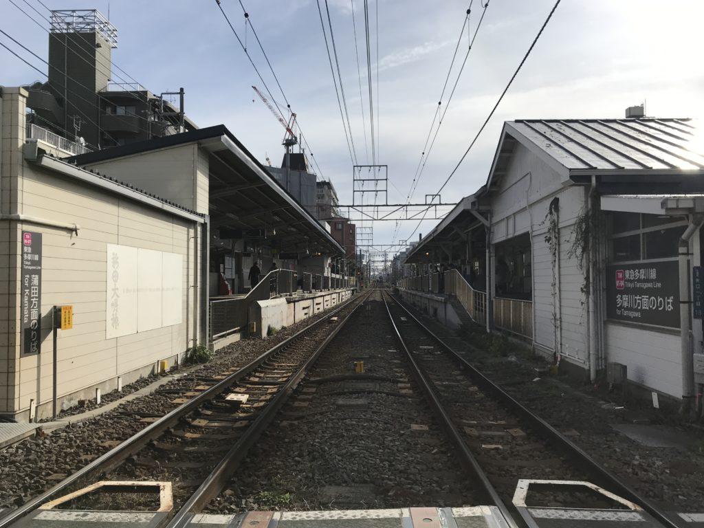 TM05_武蔵新田駅全景