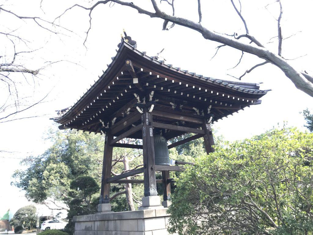 SG07_豪徳寺鐘楼