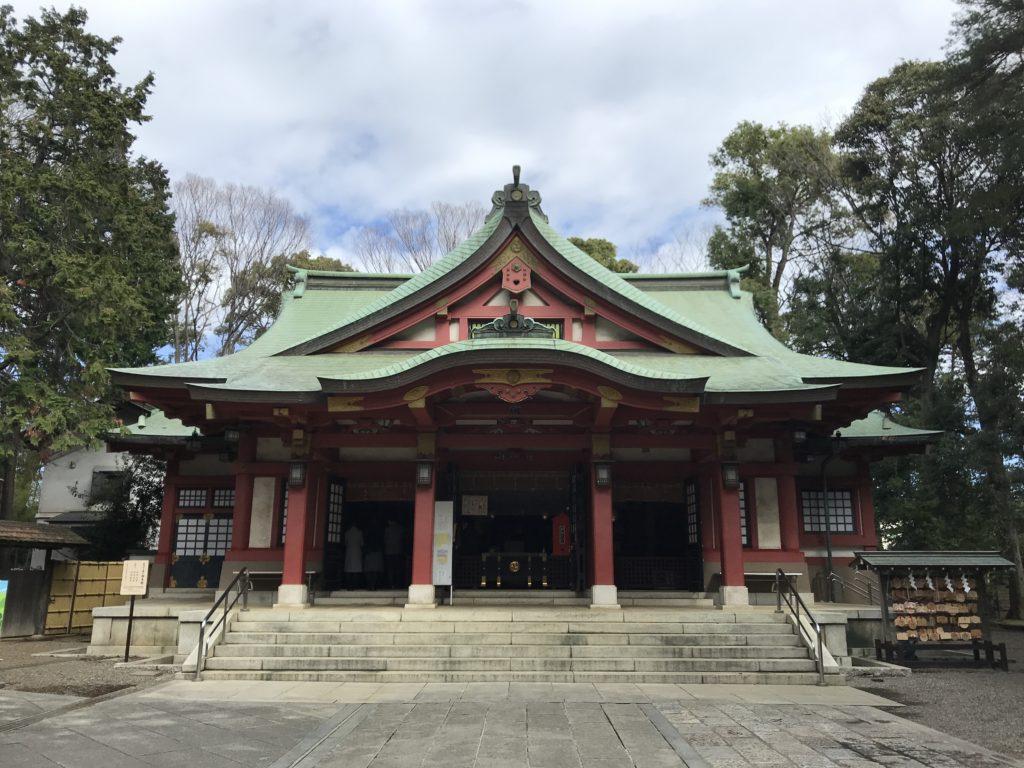SG07_世田谷八幡宮本殿