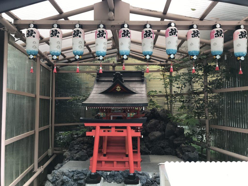 MG10_京浜伏見稲荷神社三神知恵稲荷