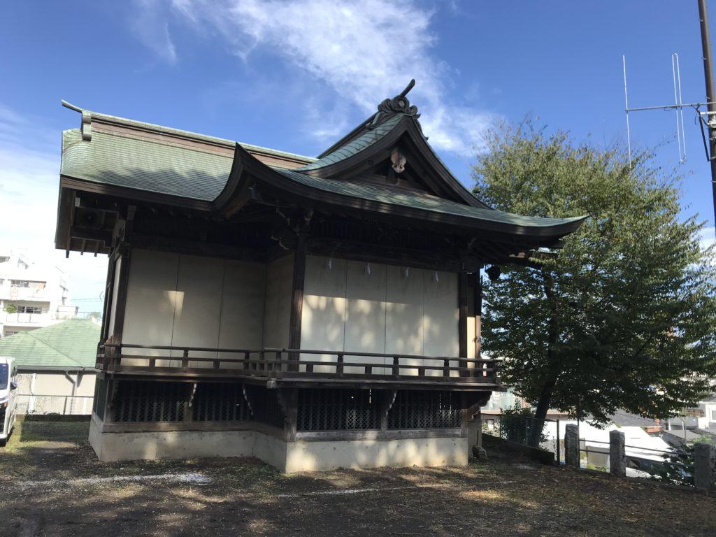 MG05_小山八幡神社神楽殿