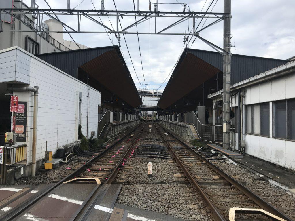 IK05_旗の台駅東口全景