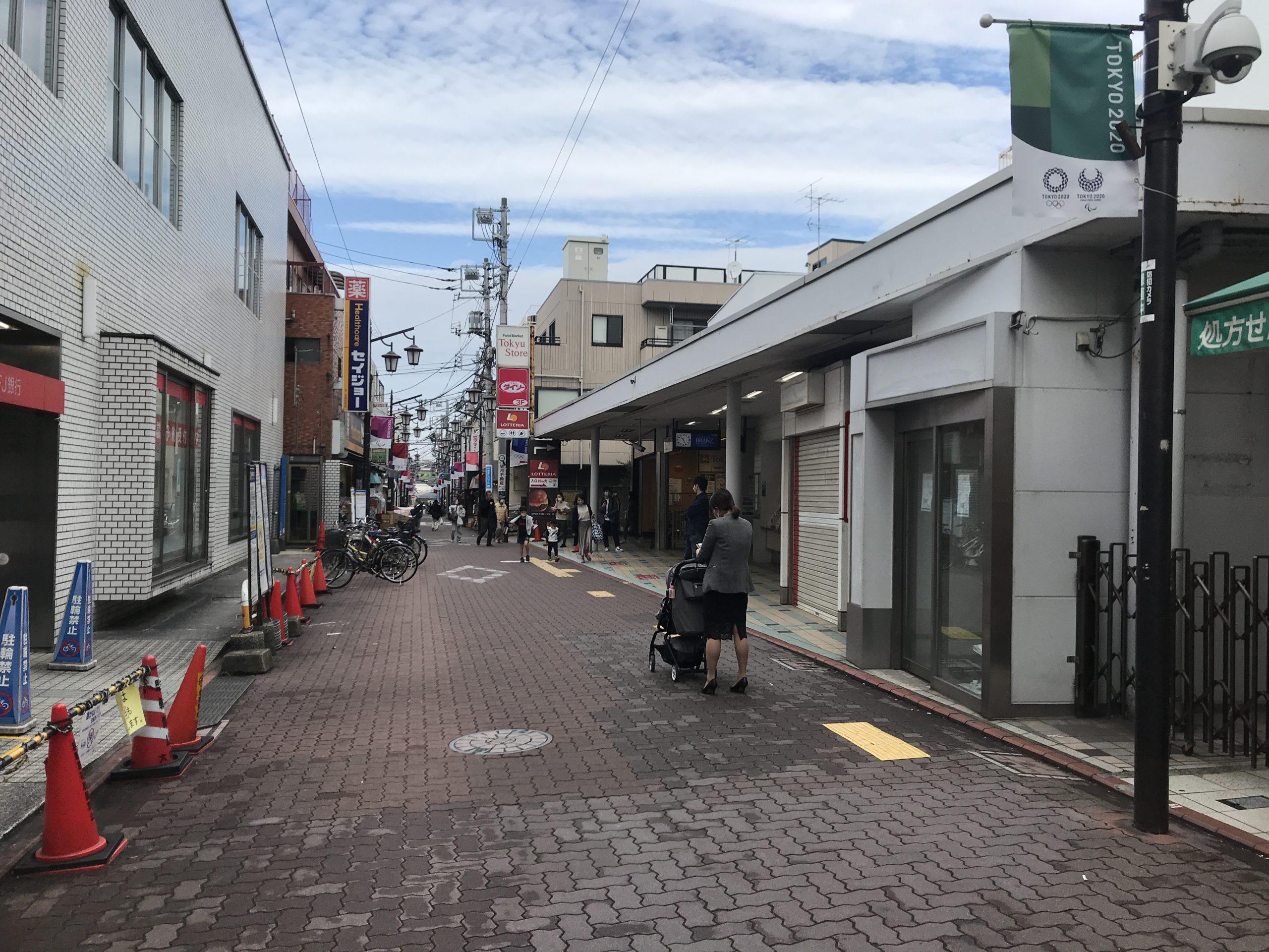 IK06_長原駅駅舎