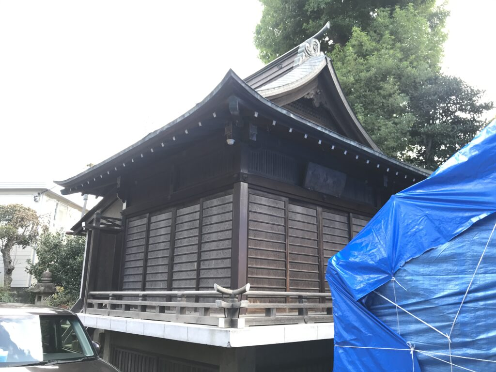 IK10_御嶽神社神楽殿