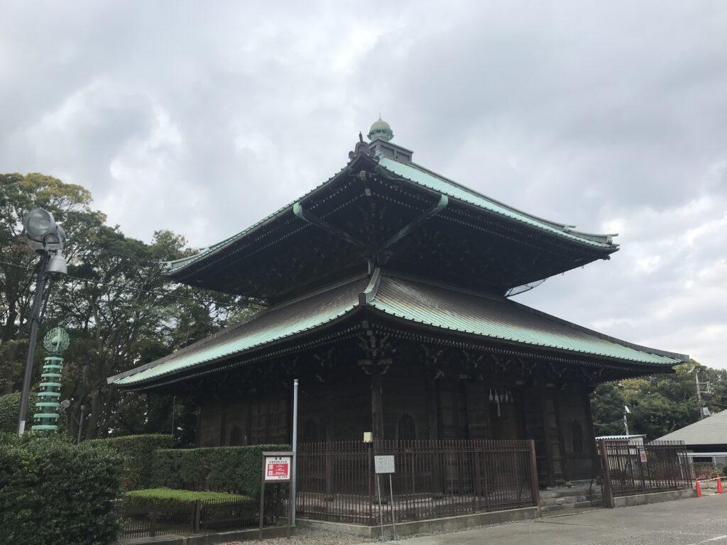 IK13_池上本門寺経蔵