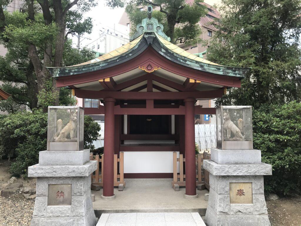IK14_蒲田八幡神社満願火伏稲荷神社