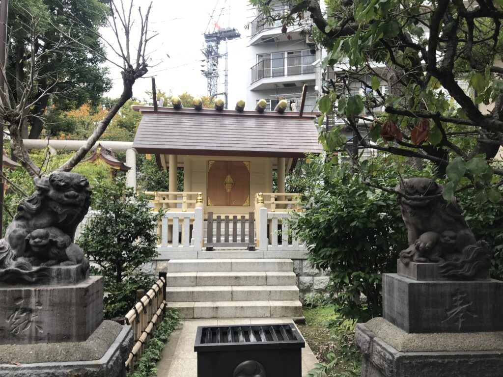 IK14_蒲田八幡神社天祖神社