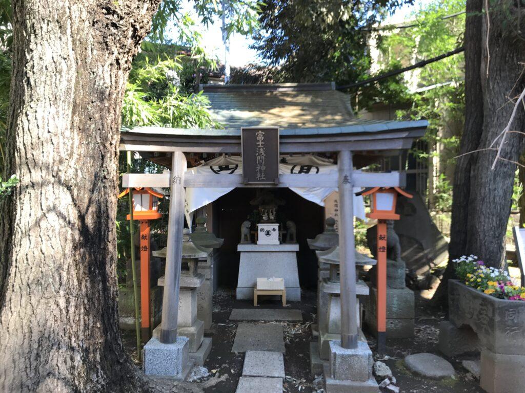 DT02_目黒富士浅間神社