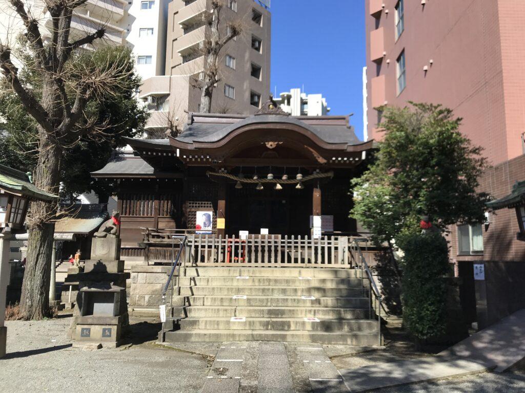 DT03_池尻稲荷神社社殿