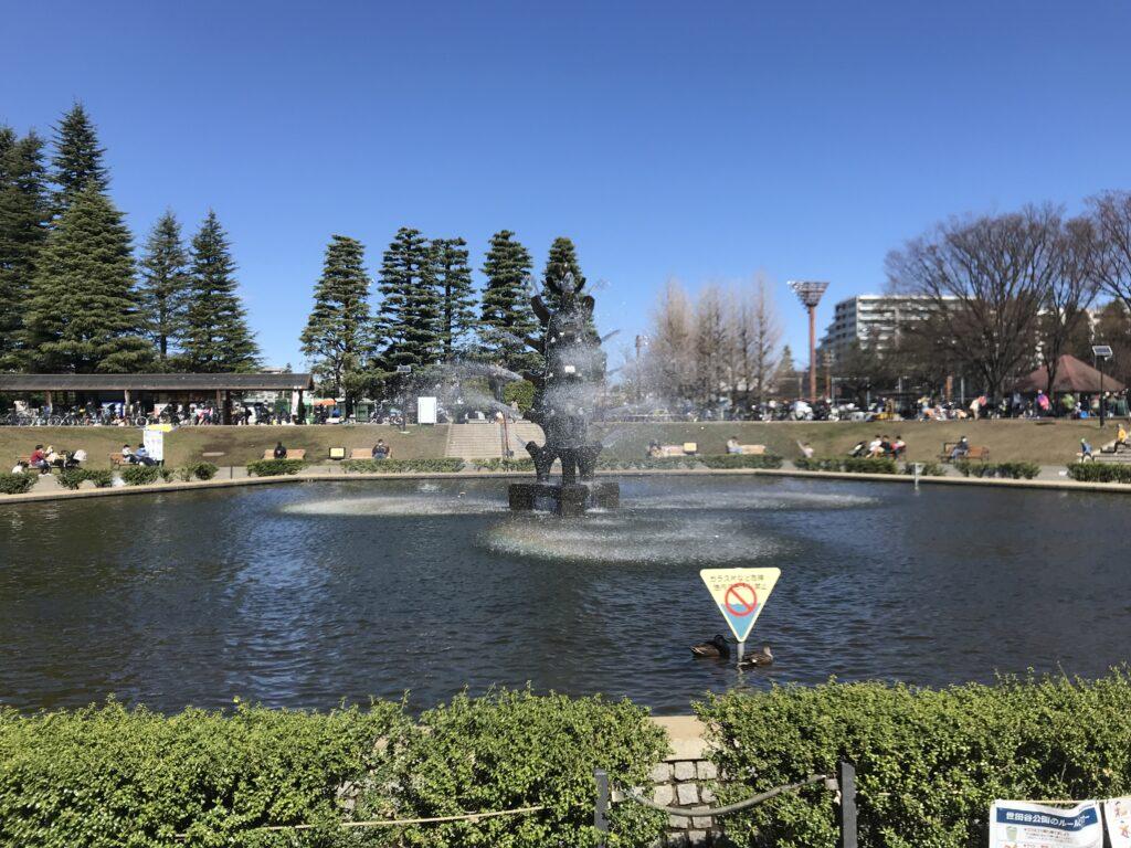 DT03_世田谷公園噴水広場