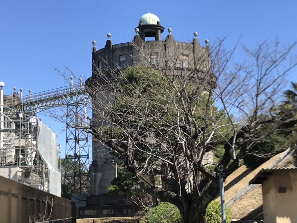 DT05_駒沢給水所配水塔04